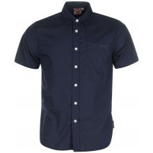 Lee Cooper SS Apotex Shirt Sn61 Navy