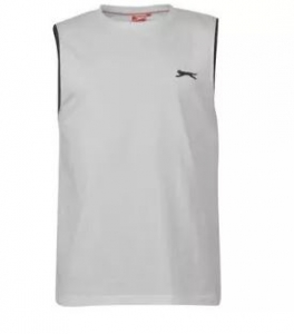 Slazenger Sleeveless White