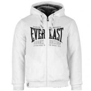 Everlast Luxury Hooded 550092 White